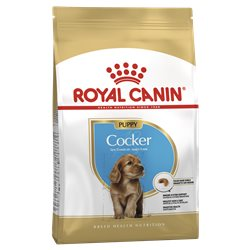 Royal Canin Cocker Spaniel Puppy Junior Dry Food 3kg