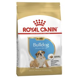 Royal Canin Bulldog Puppy Junior Dry Food 12kg