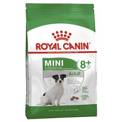 Royal Canin Mini Adult 8+ Adult Dry Dog Food