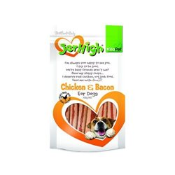 Vitapet Jerhigh Chicken and Bacon 100g