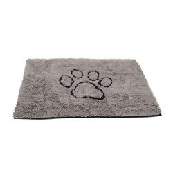 Dirty Dog Door Matt Large Grey 89 x 66cm