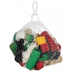 Baffle Cage Refill for Birds - Large