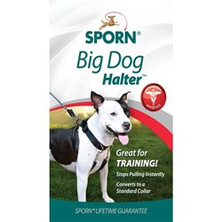 Sporn Big Dog Halter Training Harness