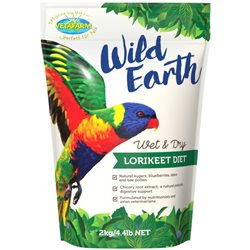Vetafarm Wild Earth Lorikeet Diet