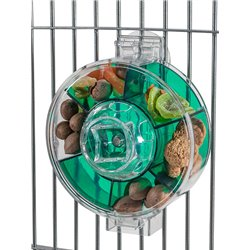 Creative Foraging Generation II Large Wheel Bird Toy