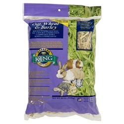 Alfalfa King Oat, Wheat and Barley Hay 454g