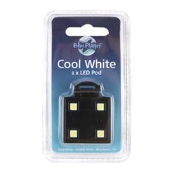 Blue Planet Pod Cool White Aquarium Light