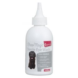 Yours Droolly Shear Magic Sterile Eye Wash 125ml