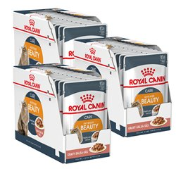 Royal Canin Intense Beauty in Gravy x 36 Pouches