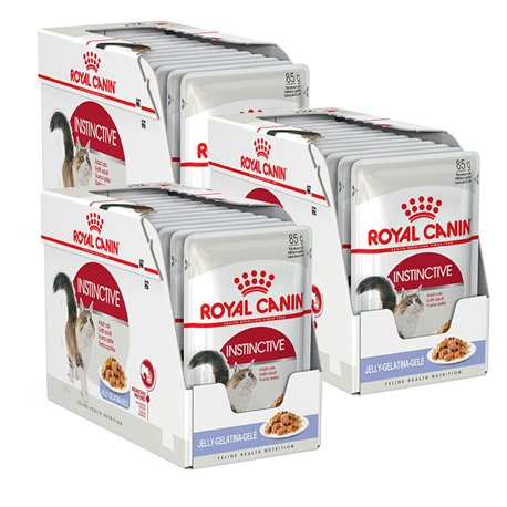 Royal Canin Cat Instinctive in Jelly x 36 Pouches