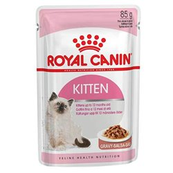 Royal Canin Kitten Instinctive in Gravy