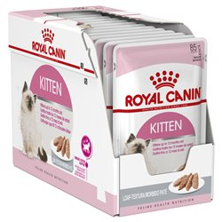 Royal Canin Kitten Loaf 12 x 85g