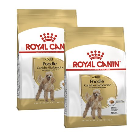 Royal Canin Poodle Adult 15kg (2x7.5kg)