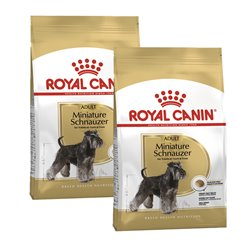 Royal Canin Miniature Schnauzer Adult 15kg (2x7.5kg)