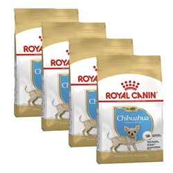 Royal Canin Chihuahua Puppy 6kg (4x1.5kg)