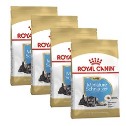 Royal Canin Miniature Schnauzer Puppy 6kg (4x1.5kg)