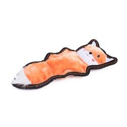 Zippy Paws Z-Stitch Skinny Peltz - Fox