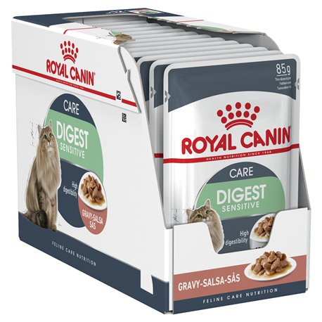 Royal Canin Digest Sensitive Adult in Gravy