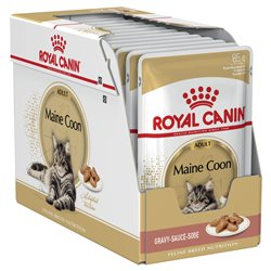 Royal Canin Maine Coon Wet Pouches