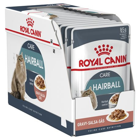 Royal Canin Hairball Care in Gravy
