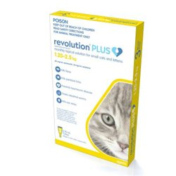 Revolution Plus Kitten 1.25-2.5kg