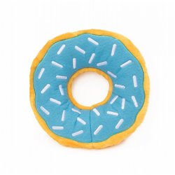 ZippyPaws - Jumbo Donutz Blueberry 26.5cm dia x 6.5Hcm
