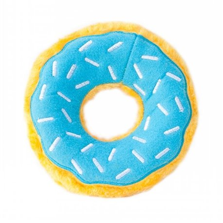 ZippyPaws - Donutz Blueberry 17.5cm Dia x 5Hcm