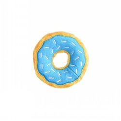 ZippyPaws - Mini Donutz Blueberry 12.5cm Dia x 4Hcm