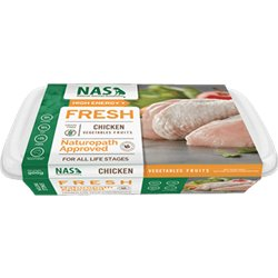 NAS Raw Chicken for Dogs 900g