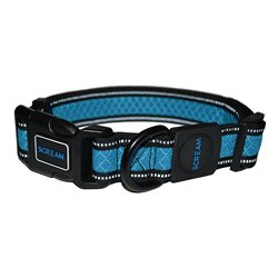 Scream Reflective Collar (Loud Blue)