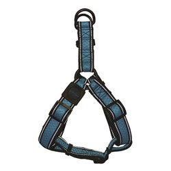 Scream Reflective Step In Harness (Loud Blue)