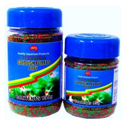 Feedwell Goldfish Pellets Baby