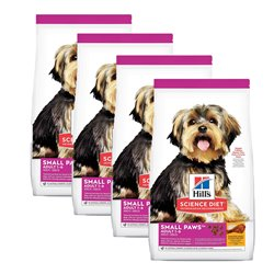 Science Diet Small Paws Adult 6kg (1.5kg x 4)
