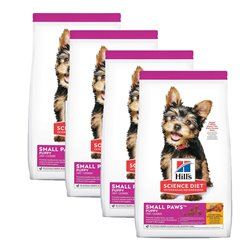 Science Diet Small Paws Puppy 6kg (1.5kg x 4)