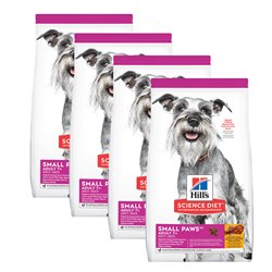 Science Diet Small Paws Mature 7+ 6kg (1.5kg x 4)