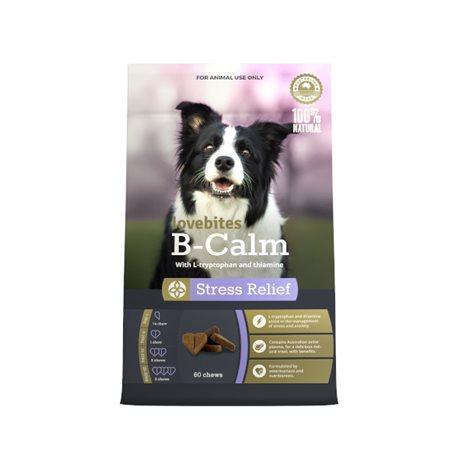 Vetafarm Lovebites B-Calm Stress Relief 60 Chews
