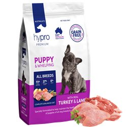 Hypro Premium Puppy & Whelping Turkey & Lamb