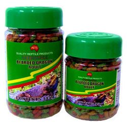 Feedwell Bearded Dragon Pellets Adult