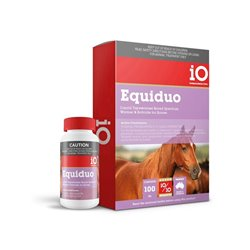 iO Equiduo Liquid for Horses 100mL