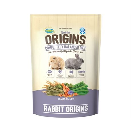 Vetafarm Rabbit Origins