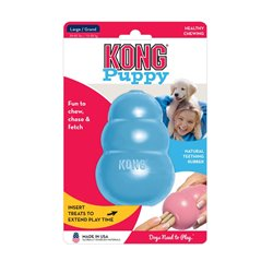 KONG Puppy Small (Pink or Blue Random Colour)
