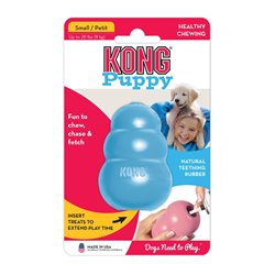 KONG Puppy Large (Pink or Blue Random Colour)