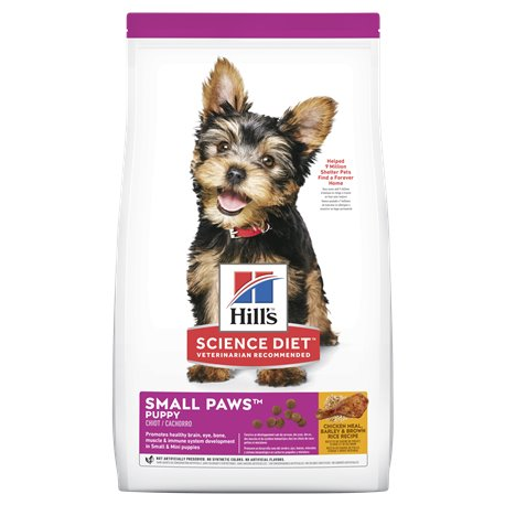 Science Diet Puppy Small Paws Small Breed