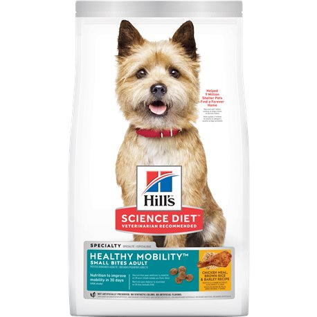 Science Diet Dog Healthy Mobility Small Bites