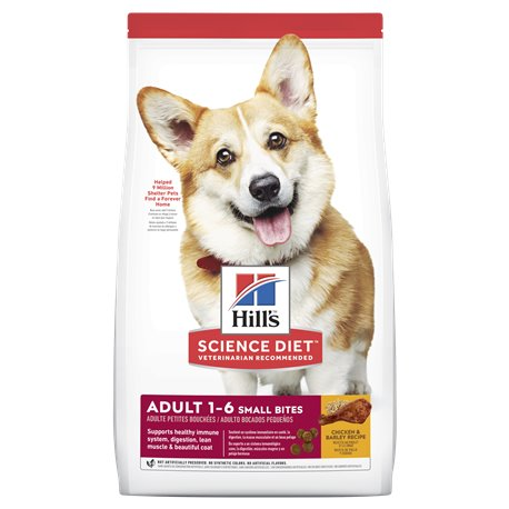 Science Diet Dog Adult Small Bites