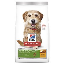Science Diet Dog Youthful Vitality 7+ Small & Toy Breed
