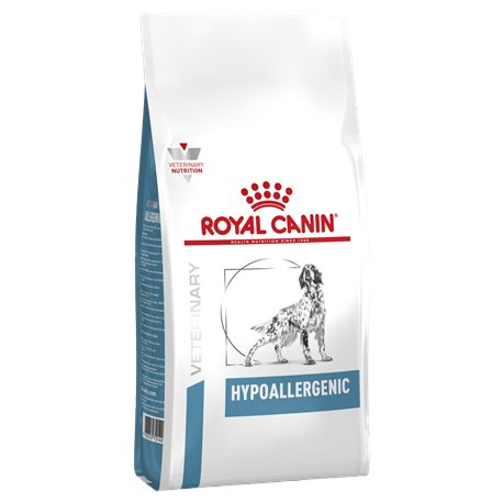 Royal Canin Vet Diet Dog Food Hypoallergenic