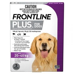Frontline Plus Large Dog