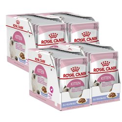 Royal Canin Kitten Instinctive in Jelly x 48 Pouches