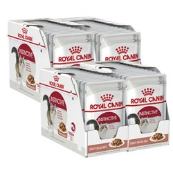 Royal Canin Cat Instinctive in Gravy x 48 Pouches